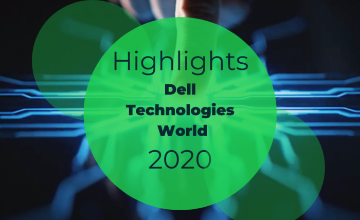 Highlights Dell Technologies World 2020 (3)